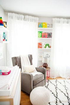 Cyd Converse Shares A Peek Into Her Daughter's New Nursery | Glitter Guide