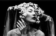 Floral Portraits 3 Surreal Floral Portraits by Sayaka Maruyama