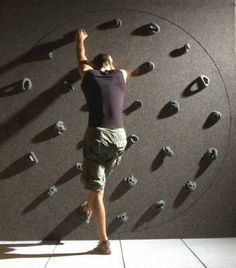 Freedom Climber Rotating Indoor Rock climbing Wall NEW