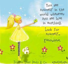 Love quote via www.Facebook.com/PrincessSassyPantsCo
