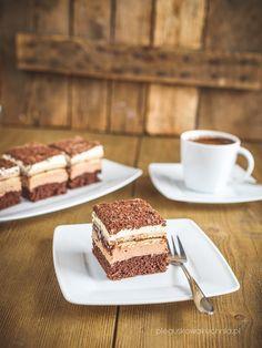 ciasto Kubanka Nutella, Tiramisu, Cakes, Ethnic Recipes, Food, Cake Makers, Kuchen, Essen, Cake