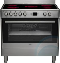 Euromaid CS90S Freestanding Electric Oven/Stove | Appliances Online