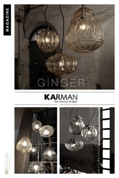 KARMAN | ID RUNWAY www.karmanitalia.it, #euroluce2015, #salonedelmobile2015, #lightingdesigntrend, #cristallamp, #lamptrend, @karman