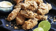 Neil Perry's cpicy, crispy chicken wings