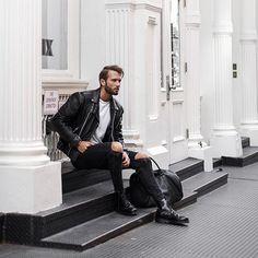 Streetstyle from New York ✔️ Erik Forsgren  (from Umeå, Sweden) 👤 Model & Influencer 🇸🇪 From Sweden 📍  Contact - Erik.Forsgren@wearecube.se www.TheNorthernMan.se