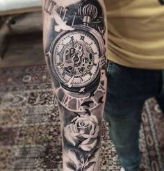 ★☆ World of Tattoo ☆★ insane work by Joey Noortje Bruce Boon ; Netherlands