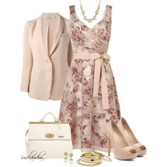 """""""Easter Sunday's Best"""" by imclaudia-1 on Polyvore"""