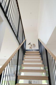 Grado LOFT staircase in minimalistic Finnish home. Loft Staircase, Stairs, Minimalist, Decoration, House, Ideas, Home Decor, Degree Of A Polynomial, Decor