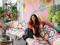As Angela Missoni celebrates 20 years at the helm of her family's fabled fashion house, she talks to Jo Ellison about herparents' revolutionary legacy and where she plans to take the label next. Portrait by Danilo Scarpati