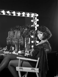 Brandy Norwood as Roxie Hart in 'Chicago' #Broadway
