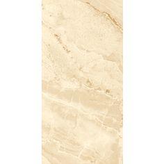 Floors 2000 Aura 6-Pack Beige Porcelain Floor And Wall Tile (Common: 12-In X 24-In; Actual: 23.63-In X 11.81-In) Aura122