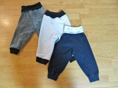 How to Upcycle Shirt Sleeves into Child's Yoga Pants