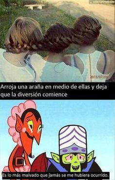 Imaginate. #humor en español.