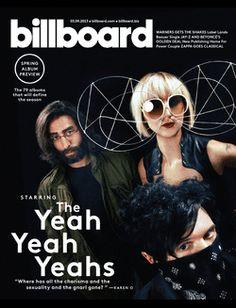 Superhumanoids Q&A: Dream-Pop Band Talks 'Exhibitionists' Karen O, Billboard Magazine, Dream Pop, Music Magazines, Pop Bands, Music Download, Jay Z, Beyonce, Trending Memes