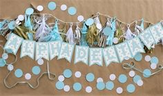 The perfect gift box to send to the sorority house or dorm!  The Bid Day Party Box includes one extra long tassel garland, dot garland, and sorority letter banner on velvet ribbon.  We love the festive look this item brings to a new recruit's room!  Packaged in our premium, gift-ready box.  Officially Greek Licensed Product.