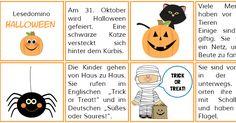 So, das war jetzt das letzte Material zu Halloween :-). Wir starten morgen mit einer für jeden Schüler individuell zusammen gestellten Proje...