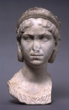 Julia Mamaea, mother of Alexander Severus, ca. 225,   The British Museum, London  1873.0820.733  (Photo: Museum Website)