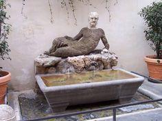 Fontana del Babuino http://www.homeinitaly.com  #Luxury #villas in #Italy for #rent