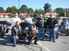 Legion riders raise scholarship funds