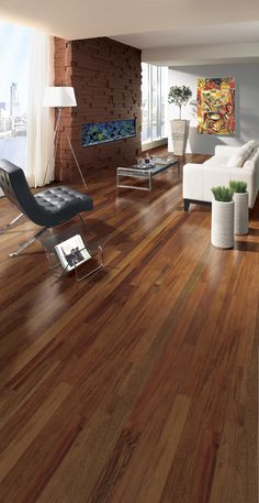 Lauzon Hardwood Flooring available at Oscar's Carpet One.  #flooring #home #hardwood