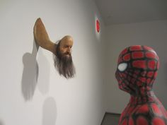 Spiderman, MCA - Sydney
