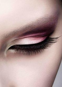 Purple smoky eye #Eyeshadow #eye #makeup #smoky #dramatic #eyes
