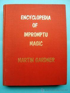 Resultado de imagen para Encyclopedia of Impromptu Magic