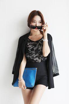 Korean Fashion LS street style. #style#kfashion