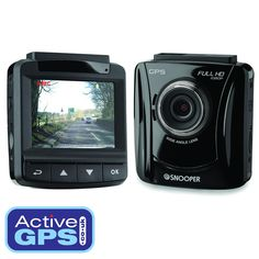 Snooper DVR-3HD is the first Driver Vehicle Recorder (DVR) from Snooper that also includes an GPS speed camera detector all via the DVR-3HD 2.4-inch colour display.  Learn more: http://www.activegps.co.uk/snooper-dvr-3hd.htm