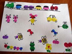 Mama's Fingerprint Painting by granola_gir07, via Flickr