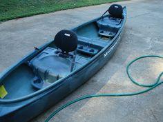 canoeing!    Love to fish