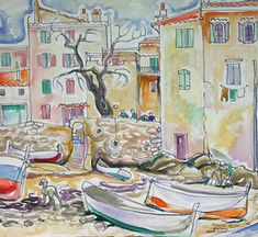 Doris McCarthy Artist Canadian Artists, Dory, Gallery, Artwork, Painting, Work Of Art, Roof Rack, Auguste Rodin Artwork, Painting Art