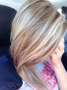 Blonde Hair Colors For Fair Skin Tone Champagne Blonde