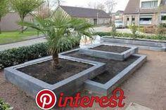 Garden Design Layout - New ideas Back Gardens, Small Gardens, Outdoor Gardens, Front Yard Design, Front Yard Landscaping, Garden Projects, Garden Inspiration, Garden Design, Exterior