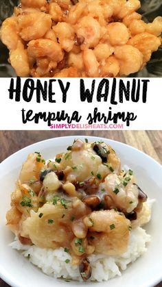 Honey Walnut Shrimp - just like Panda Express! So yummy and easy to make! #panda #express #pandaexpress #honey #walnut #shrimp #asian #meal #recipe #crispy #tempura #sweet