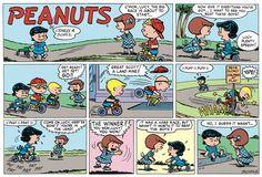 Peanuts Begins Comic Strip, August 07, 2016     on GoComics.com