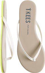 TKEES POP COLORS SKINNY STRAP SANDAL > Womens > New Arrivals | Swell.com