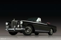1961 Bentley S2 Continental Drophead Coupe