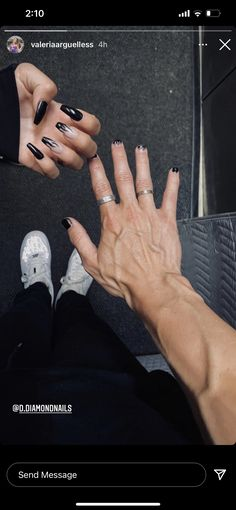 Cute Couples Photos, Cute Couples Goals, White Lines On Nails, Mens Nails, Cute Date Ideas, Acylic Nails, Black Photography, Cute Relationship Goals, Acrylic Nail Designs