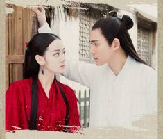 The Flame's Daughter 烈火如歌 2018 - Vic Zhou, Dilraba Dilmurat Vic Chou, Peach Blossoms, Drama Movies, Hanfu, Korean Actors, Korean Drama, Asian Beauty, Kdrama, Chinese