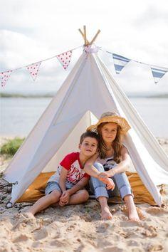 Mocka Childrens Teepee Play Tent Montana