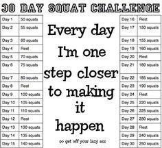 THE CHALLENGE!!