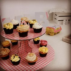 Taller Cupcakes my little bakery hondarribia