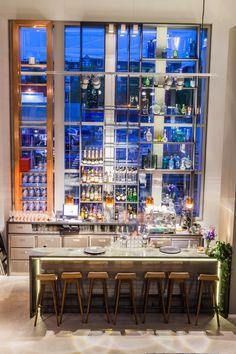 Hotel de Hallen - Bar