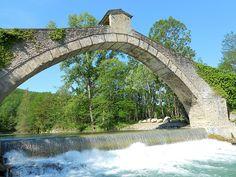 il ponte di Olina - Pavullo  #TuscanyAgriturismoGiratola