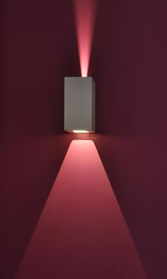 by Tornaodo Lighting & Design Ltd. Variable Dual beam wall light with LED lightsource. Made with Gypsum and cast aluminium. Paintable for decor co-ordination. Wall Lighting, Lighting Design, St Cuthbert, Plaster Walls, Gypsum, Light Reflection, Interior Design Companies, Downlights, Colour Schemes