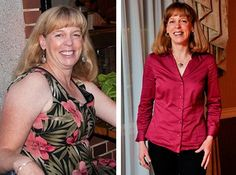 """Cathy lost 40 pounds, went from and size 14 to a size and her """"brain fog"""" is gone Weight Loss Journey, Weight Loss Tips, Lose Weight, Lose 40 Pounds, Brain Fog, Personal Trainer, Fitspo, Healthy Lifestyle, Health Care"""