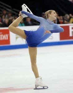 2014 U.S. champion Gracie Gold i love gracie gold! <3