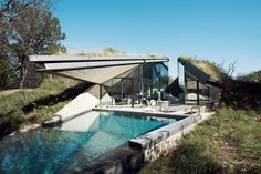 Dwell - 16 Boxy Modern Pools For This Summer