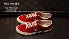 """CONVERSE ONE STAR J VTG """"made in JAPAN"""" """"LIMITED EDITION for TimeLine"""""""